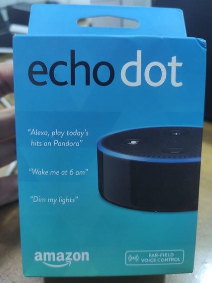 Alexa Echo Dot 2 ªgeração