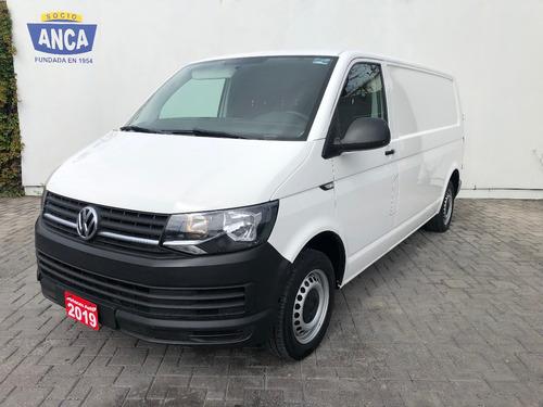 Imagen 1 de 15 de Volkswagen Transporter Cargo Van Tm5 2.0tdi 2019 Iva Credito