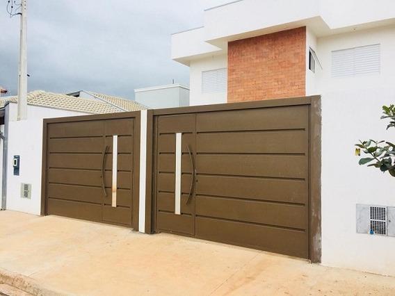 Casa Para Venda, 2 Dormitórios, Plaza Martin - Botucatu - 820
