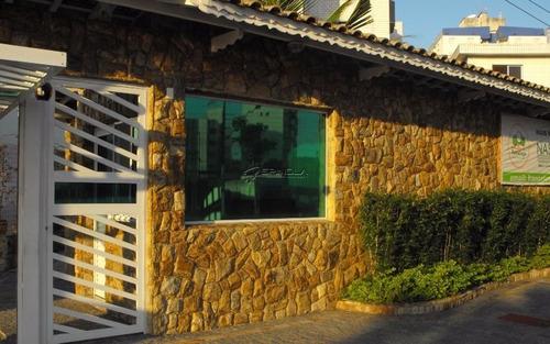 Imagem 1 de 18 de Casa Com 3 Dormitórios À Venda, 170 M² Por R$ 520.000,00 - Canto Do Forte - Praia Grande/sp - Ca1002