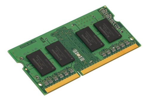 Imagem 1 de 1 de Memoria Ram Kingston Technology Ddr3 4gb Kcp316ss8/4