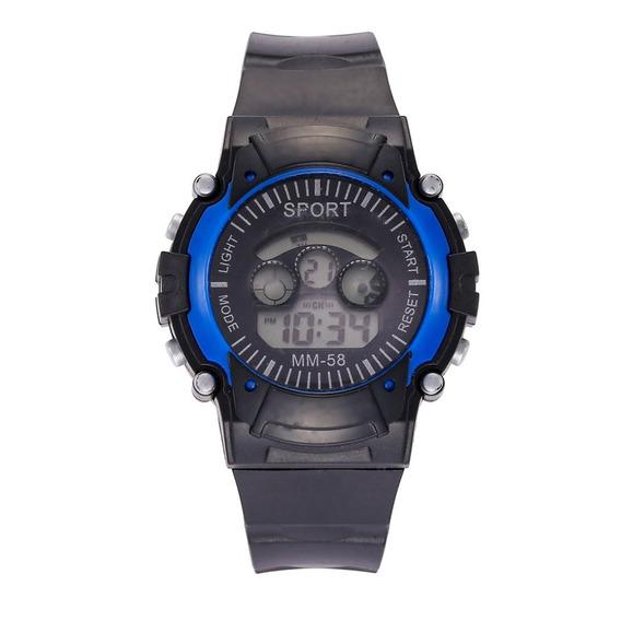 Zlf0397dustproof Quartz Pulso Relógio Preciso Boy Girl Homem