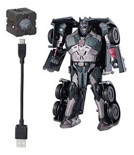 Tec-pp Jugueterìa - Kit Inicial Shodow Spark Optimus Prime -