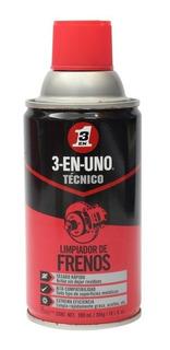 Limpiador De Frenos 3 En 1 / 3 En Uno 300 Ml - Para Moto
