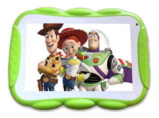 Tablet Kids Chicos Pc 7 Pantalla Blindada + Juegos + Funda
