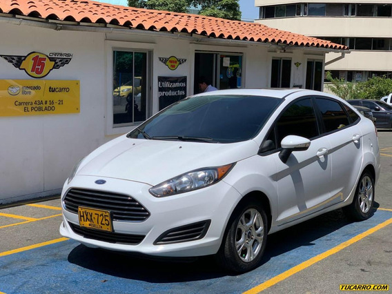 Ford Fiesta Se Mt 1600 Sedan