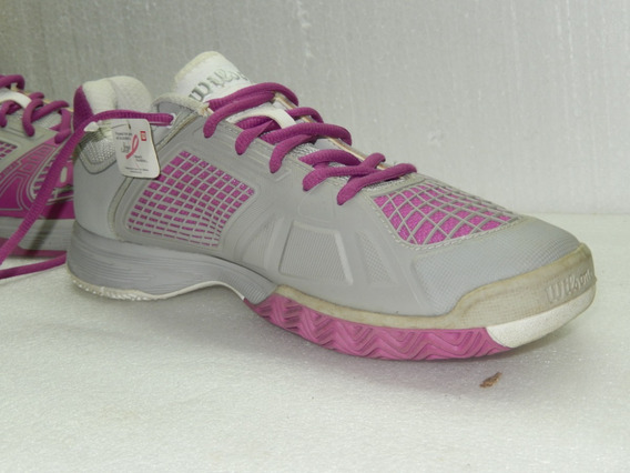 Zapatillas Wilson Ruch2 Mujer Us9-arg 39.5 Impeca All Shoes