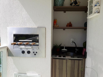 Apartamento Em Itaipu, Niterói/rj De 89m² 2 Quartos À Venda Por R$ 500.000,00 - Ap214728