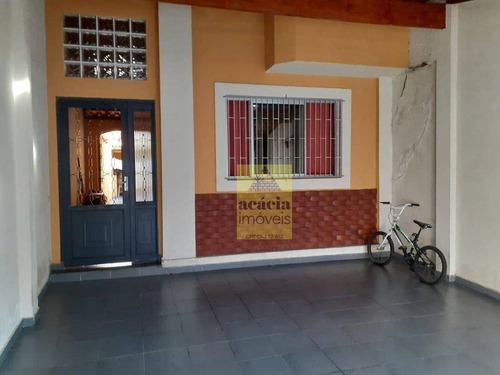 Imagem 1 de 18 de Sobrado Com 2 Dormitórios À Venda, 72 M² Por R$ 450.000,00 - Conjunto Residencial Vista Verde - São Paulo/sp - So2798