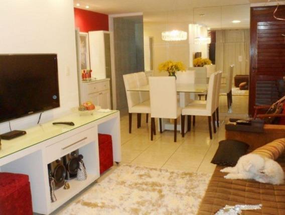 Apartamento Em Cabo Branco, João Pessoa/pb De 92m² 2 Quartos À Venda Por R$ 550.000,00 - Ap211723