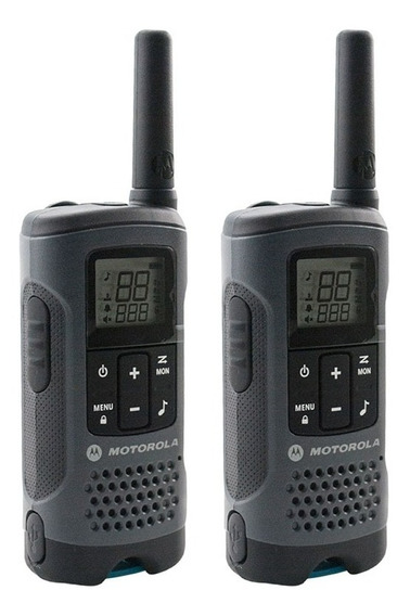 Motorola Radio Transceptor T200cl 20 Millas - Mobilehut