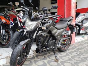 Dafra Next 250 Ano 2015 Preta Shadai Motos
