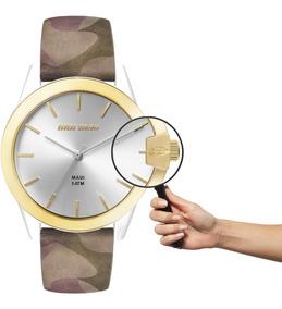 Relógio Mormaii Original Prova D´água Mo2035il/8b
