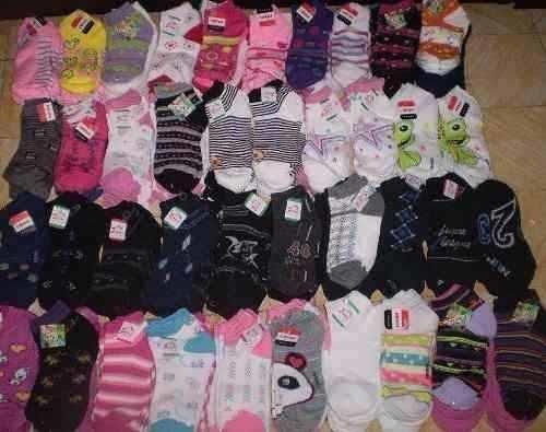 Calcetines Para La Familia Por Lote De 48 Pares Económicos