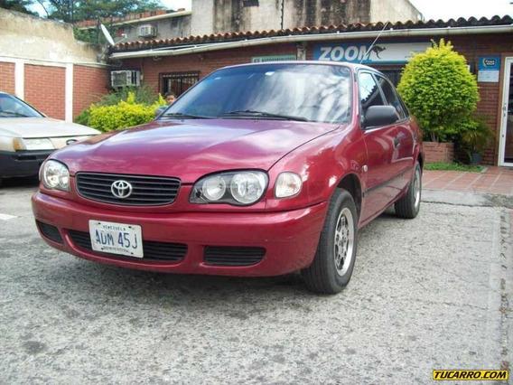 Toyota Corolla Xli Sincronico