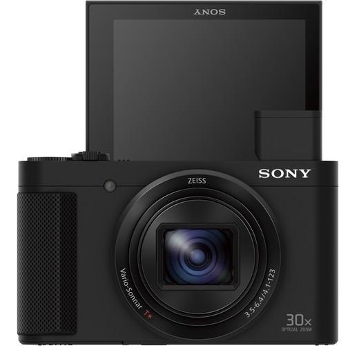 Câmera Sony Cyber-shot Dsc-hx80 Fullhd Wifi - Temos Loja