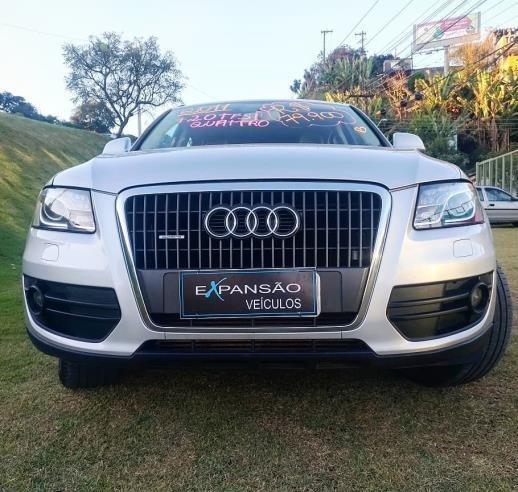 Audi Q5 2.0 Tfsi Ambiente S Tronic Quattro Gasolina Automá