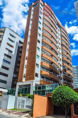 Apartamento Residencial Para Locação, Meireles, Fortaleza. - Ap0420