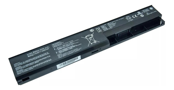Bateria Notebook Asus Part Number A32-x401 | 4400mah Preta
