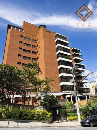 Apartamento Com 4 Dormitórios À Venda, 283 M² Por R$ 2.945.000,00 - Perdizes - São Paulo/sp - Ap42395