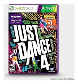 Just Dance 4 - Novo Lacrado - Mídia Física