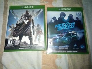 Need For Speed Y Destiny