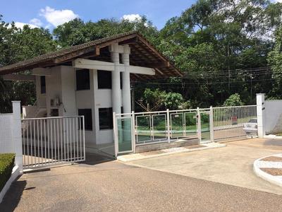 Vende Excelente Lote De 1520m2 Em Condominio Mediterraneo Fechado - Ponta Negra - Manaus Am - 32031