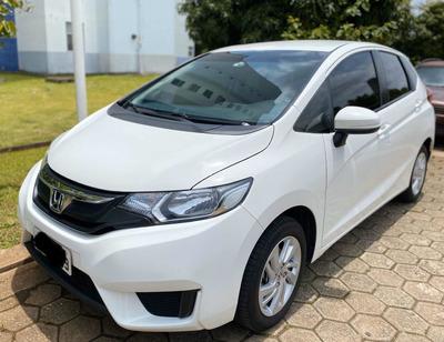 Honda Fit 2017 Automático, Completo, Única Dona, Impecável!!