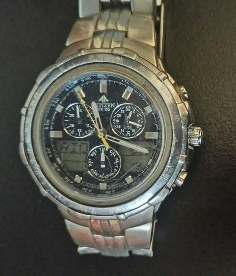 Relógio Citizen Skyhawk 2000gt