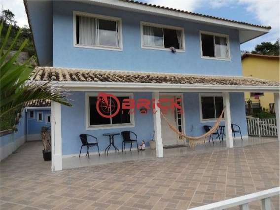 Ótima Casa Em Condomínio Composta Por 4 Quartos Sendo 1 Suíte. Teresópolis/rj - Ca00421 - 32233901