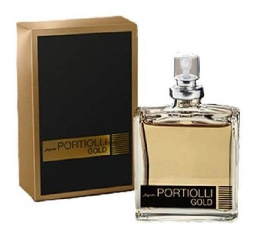 Colônia Portiolli Gold 25ml - Jequiti