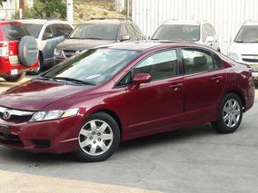 Honda Civic D Lx Sedan At 2010