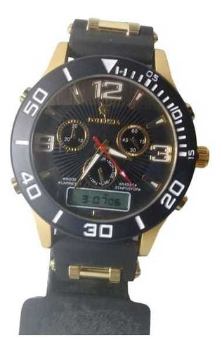 Relógio De Pulso Digital Analogico Esportivo Militar Luxo