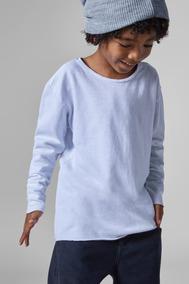 Camiseta Mini Pf Crepe Ml Reserva Mini