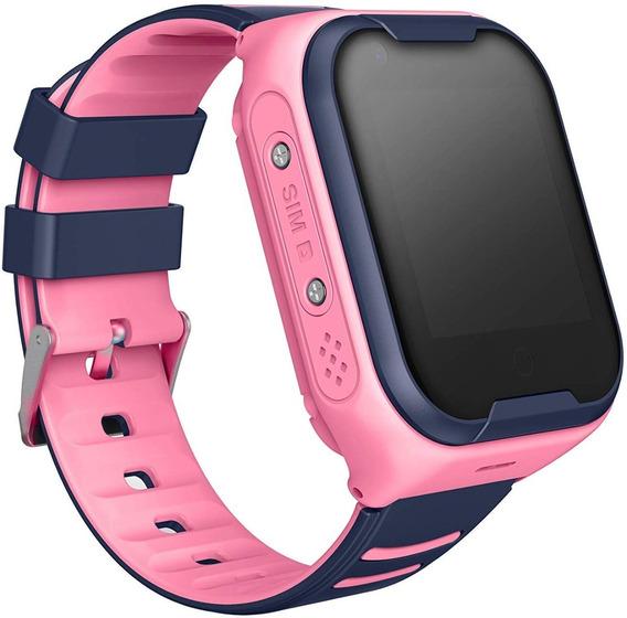 Reloj Para Niños, Smart Watch 4g Lte Videollamada Y Gps