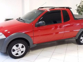 Fiat Strada Working Doble Cabina Anticipo 45mil Y Cuotas J