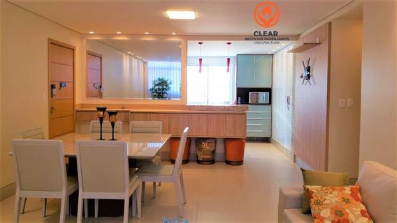 Apartamento A Venda No Bairro Castelo Em Belo Horizonte - - 22089-1