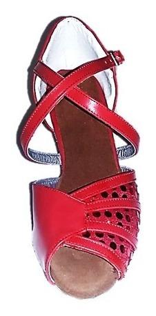 Sandalias De Baile Totalmente Flexible