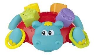 Playgro Hipopotamo Flotante Encastre Didactico 6575 Bigshop