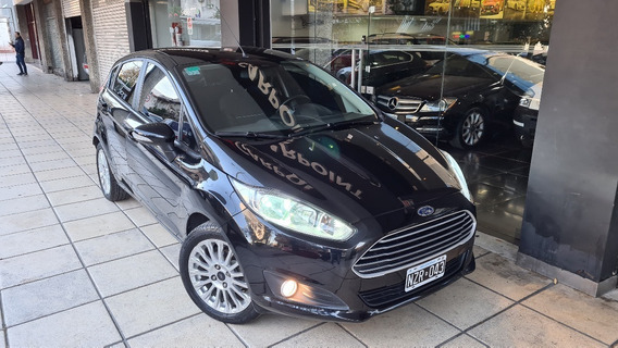 Ford Fiesta 2014 Se 45000 Km Impecable Permuto
