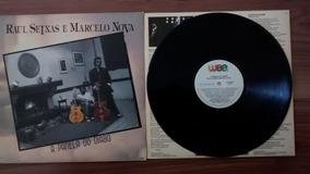 Raul Seixas Disco De Vinil Lp 1989 E Fita K7