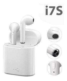Auriculares Bluetooth Inalambricos In Ear C/base Recargable