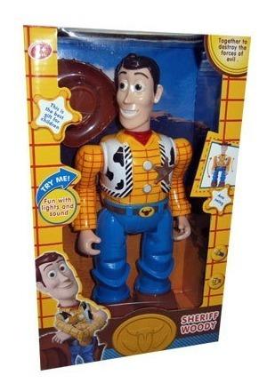 Juguetes Muñeco Woody De Toys Story