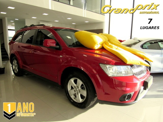 Dodge Journey 2012 3.6 Sxt V6 Gasolina 4p Automático Comp