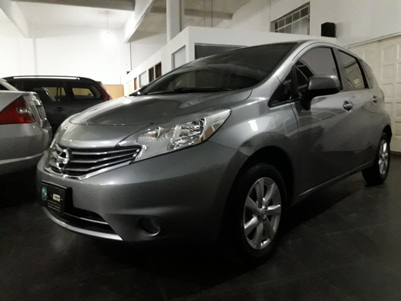 Nissan Note 1.6 Advance Pure Drive Año 2015