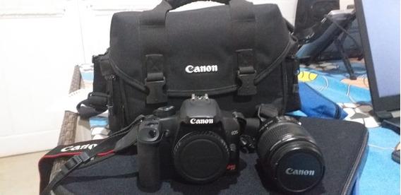 Maquina Fotográfica Canon Rebel Eos Xs