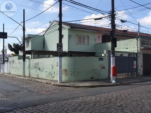 Sobrado A Venda No Bairro Rudge Ramos Em São Bernardo Do - 678-1