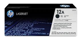 Toner Hp Q2612a 2612 2612a 12a Original Lacrado