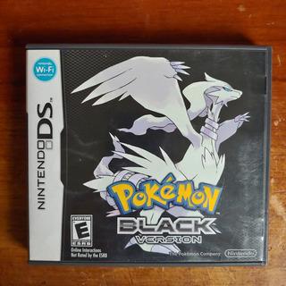 Pokemon Black - Cambio Por Otros Juegos Switch Ps4 Ps3 3ds