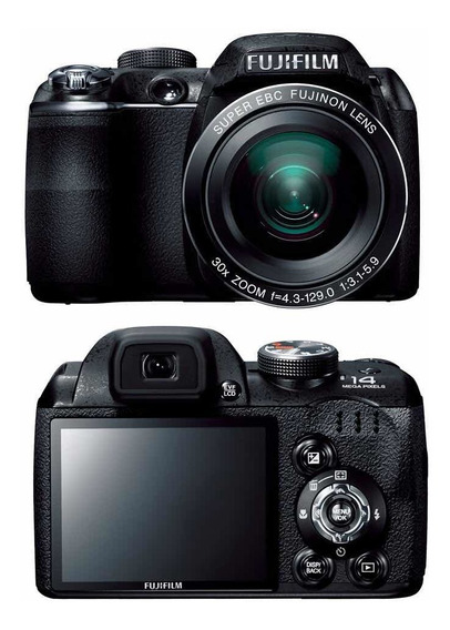 Camara Semi Pro Fujifilm S4000 Digital Zoom Hdr Bridge 14mp